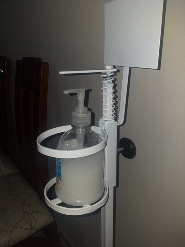 dispensador de gel antibacterial o jabón liquido