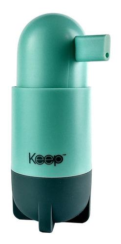 dispensador de jabón líquido 250 ml keep