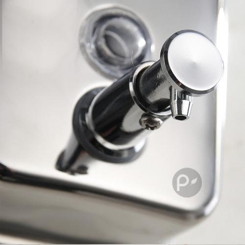 dispensador de jabón liquido, 500 ml, linea institucional