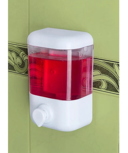dispensador de jabón liquido 500ml