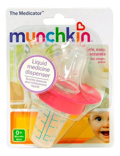 dispensador de medicina munchkin