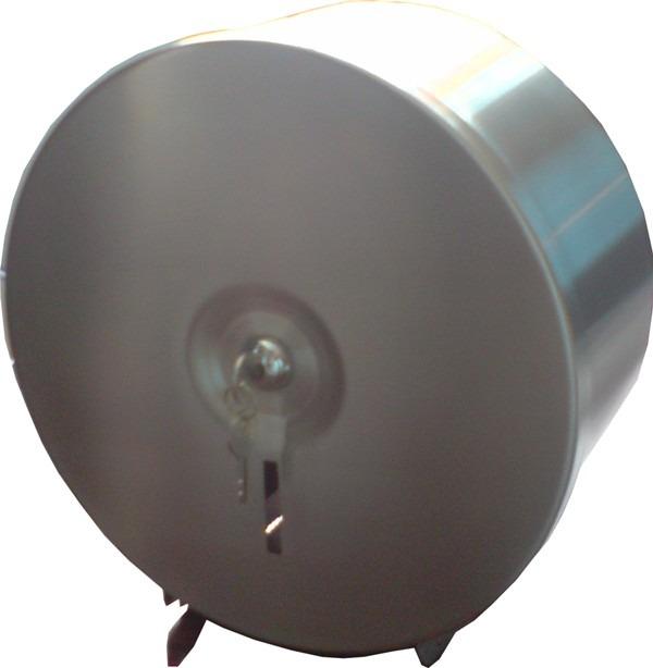 Dispensador de papel higienico 9 pulgadas acero inoxidable for Dispensador de papel higienico
