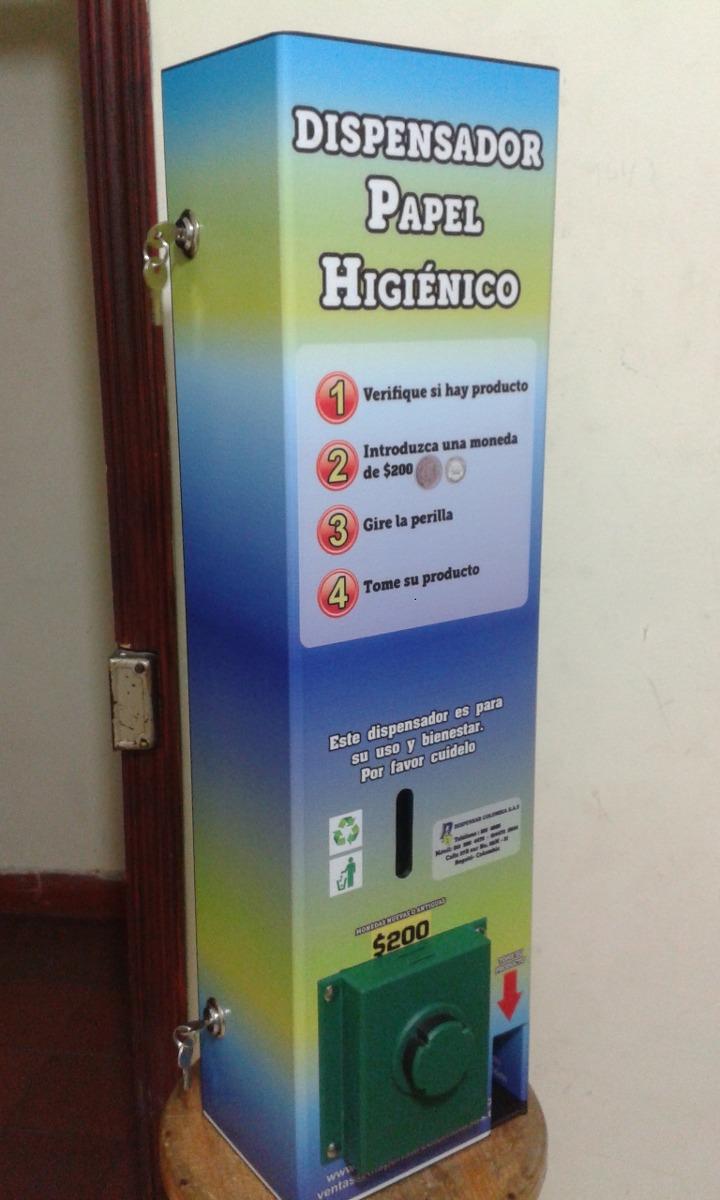 Dispensador de papel higi nico en mercado libre for Dispensador de papel higienico
