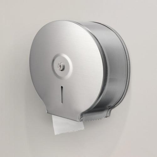 dispensador de papel higiénico acero 9