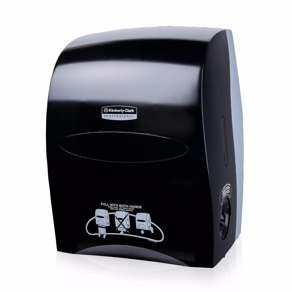 Dispensador de papel higienico para ba o kimberly clark - Papel para azulejos de bano ...