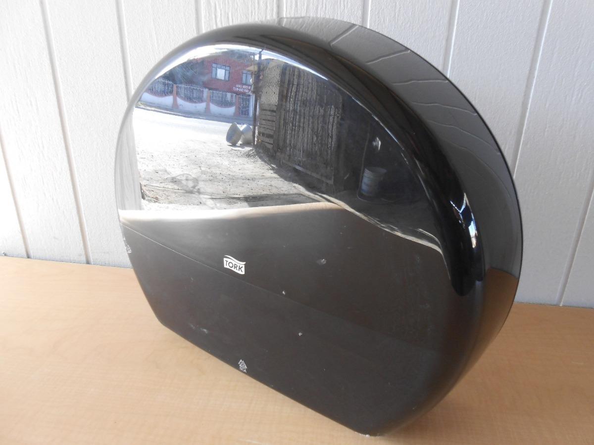 Dispensador de papel higienico para ba o wc tork 180 for Dispensador de papel higienico