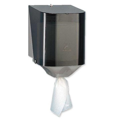 Dispensador de papel toalla en rollo para manos crisoba - Dispensador de papel ...