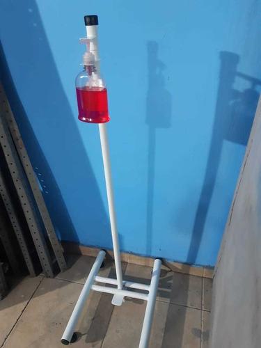 dispensador de pedal jabón o antibacterial