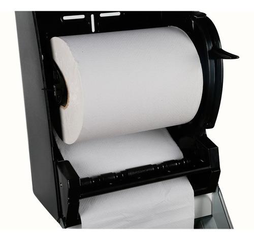 dispensador de toalla de palanca