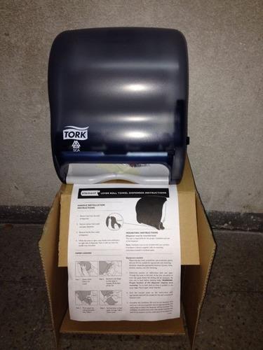 dispensador de toalla jumbo marca pisa p/rollo 250-280 mts.