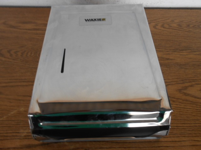 Dispensador de toallas de papel acero inoxidable 249 - Dispensador de papel ...