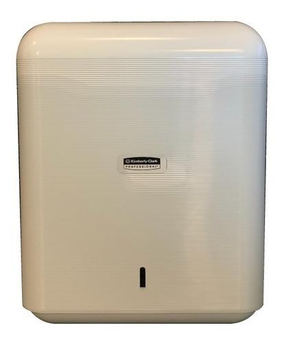 dispensador de toallas interdobladas kimberly clark eco luxe
