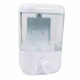 dispensador dosificador de jabón shampo crema antibacterial
