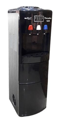 dispensador enfriador de agua gplus con fabricador de hielo