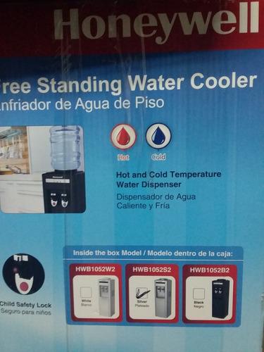 dispensador enfriador de agua honeywell fria y caliente nuev