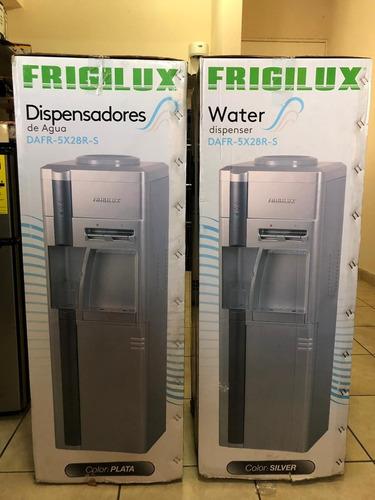 dispensador enfriador de botellon de agua frigilux