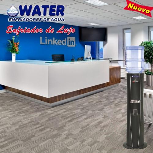 dispensador filtro enfriador de agua de lujo