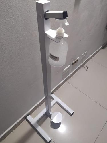 dispensador gel antibacterial de pedal