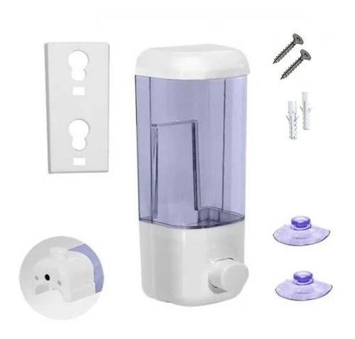 dispensador jabón líquido gel desinfectante manos 380ml