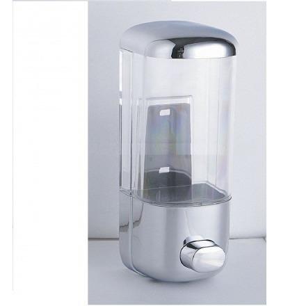 dispensador jabon unitario cromado mod 110 metalflu