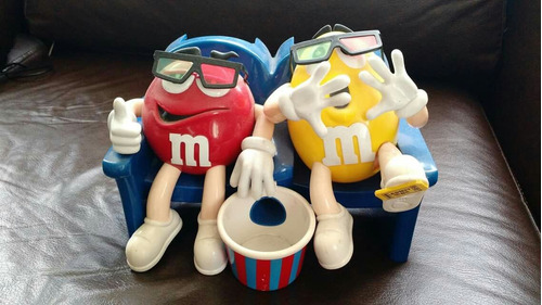 dispensador m&m