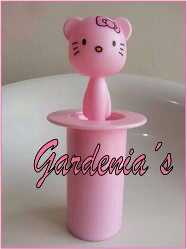 dispensador palillos hello kitty