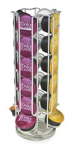 dispensador soporte de cápsulas dolce gusto x24 portacapsula