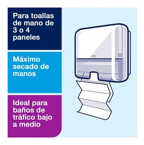 dispensador toalla + 4 cargas y dispensador jabón + 2 cargas