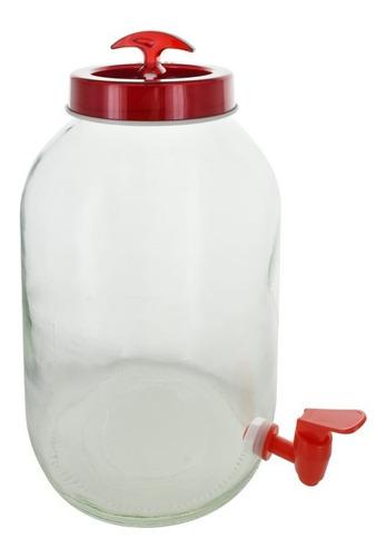 dispensador vidrio herevin 3lts 137060-807 - el clon
