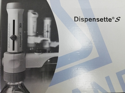 dispensador volumen fijo dispensette s 10 a 100ml