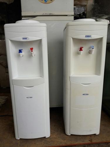 dispensadores de agua fria y caliente con compresor
