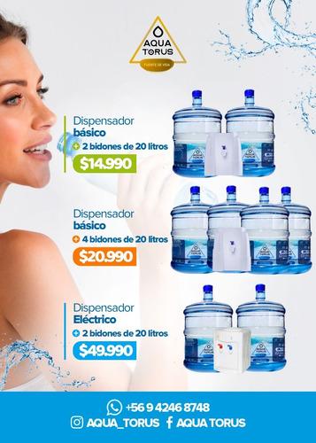 dispensadores de agua purificada