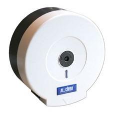 dispensadores de papel higienico negro/blanco/verde 9''