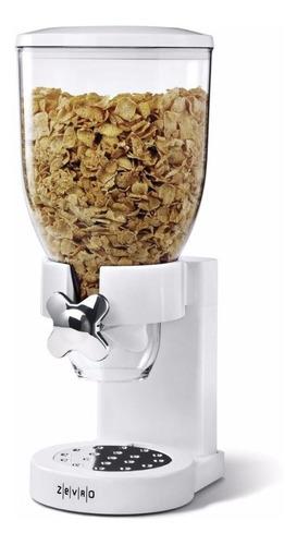 dispenser cereales simple zevro cerealero | alimentos fideos