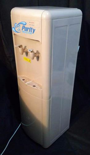 dispenser de agua frio calor con filtros a la red