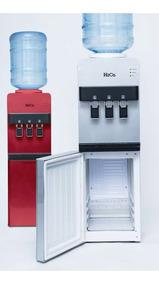 Dispenser De Agua Frio Calor Heladera Frigobar H300 Blanco
