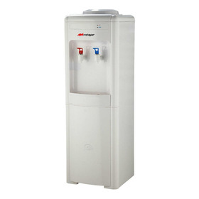 Dispenser De Agua Mirage Disx 10 Plateado 110v