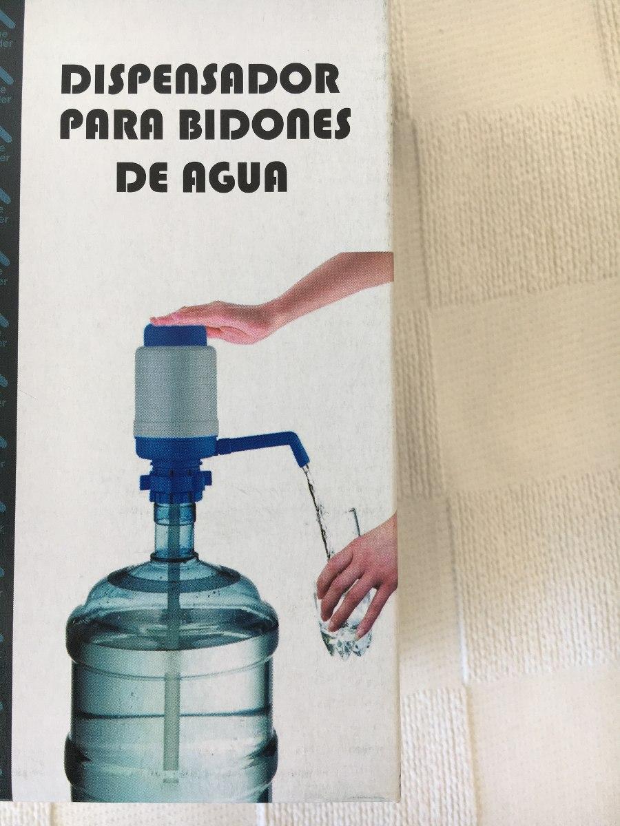 Dispenser Agua Bidon Oculto Hogar Muebles Y Jard N En Mercado  # Muebles Bidones