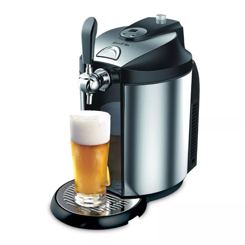 dispenser de cerveza electrico 5lts smart tek