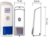dispenser de jabon liquido de acero inoxidable 10417/19