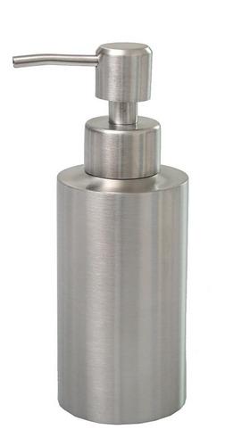 dispenser dosificador acero inoxidable chico 15,5cm