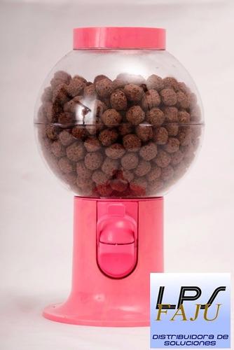 dispenser golosinas tamaño grande 22cm caramelera cerealera