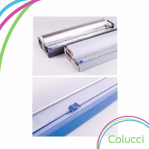 dispenser lipari para rollo film 38cm papel aluminio cocina