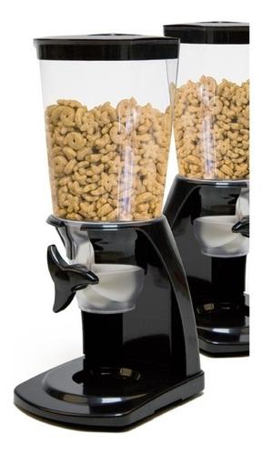 dispenser porta alimentos cereais sucrilhos cozinha