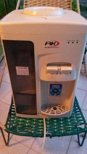 dispersor de agua filtro/enfriador