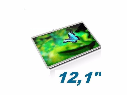 display 12.1 para  inspiron mini 1210 de lampara