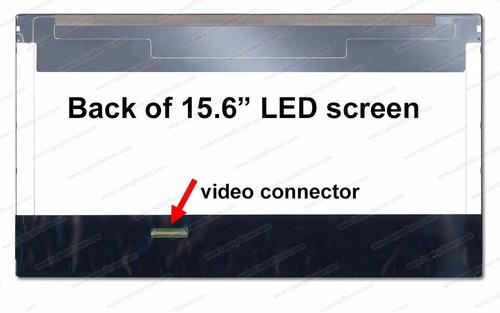display 15.6 led 40 pines 1920 x 1080 ltn156hge-l11 7701183