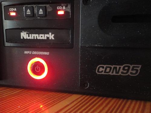 display cdpalyer numark  cdn95 ( denon qsc peavey rcf )