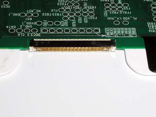 display compaq pantalla
