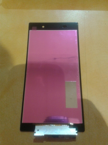 display completo lcd + touch + cristal sony xperia z1